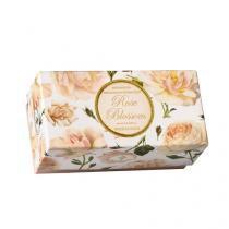 Kit Sabonete Rose Blossom Fiorentino - Sabonete Perfumado em Barra - 6x 50g - Fiorentino
