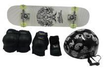 Kit skate bel sports 79cm estampas sortidas - Bel Sports -