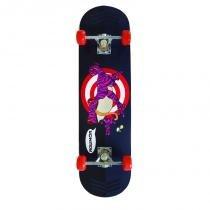 Kit Skate Infantil com Acessórios de Segurança 40600201 - Mor - Mor
