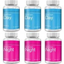 Kit Slimcaps Day  Night 3 de Cada - Intlab