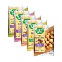 KIT SNACK GOOD SOY (5UN) 25g - SORTIDOS - Nhd foods