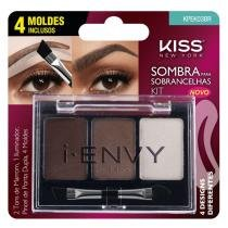 Kit Sombra Para Sobrancelhas Kiss New York -
