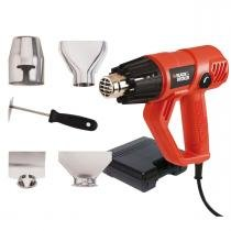 Kit Soprador Térmico 1800W HG2000K Black And Decker - Black And Decker