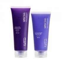 Kit Special Blond K.Pro Shampoo 240ml e Condicionador 200g - K.Pro