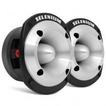 Kit Super Tweeters JBL Selenium ST400 Trio 300W RMS 8 Ohms Cromado -