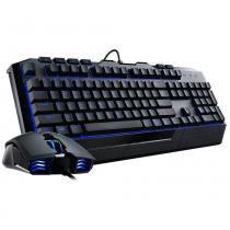 Kit teclado e mouse devastator 2 cooler master -