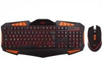 Kit Teclado e Mouse Gamer OEX - TM301