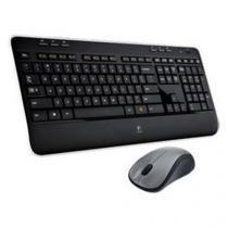 Kit Teclado E Mouse Sem Fio Wireless Logitech Mk520 - Logitech