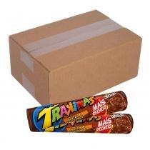 Kit Trakinas Mais Chocolate c/24 - Nabisco -
