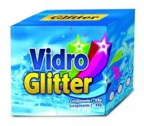 Kit Vidro Liquido Perolado 90g - Glitter -