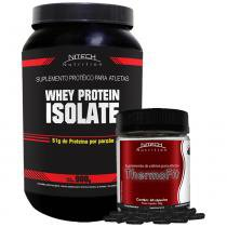Kit Whey Isolate + Thermofit - Nitech Nutrition - Nitech Nutrition