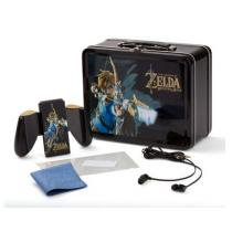 Kit Zelda Breath Wild Nintendo Switch Collectible Lunchbox - Power A -