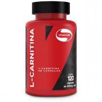 L-Carnitina 120 cápsulas - Vitafor -