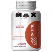 L-carnitine 2000 120 caps - max titanium -