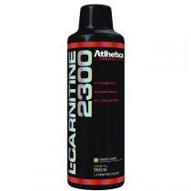 L-Carnitine 2300 - Atlhetica Nutrition - Atlhetica evolution