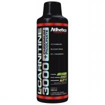 L-CARNITINE 3000 - 480ML - Atlhetica Nutrition -