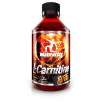 L-Carnitine Fire 240ml - Midway -