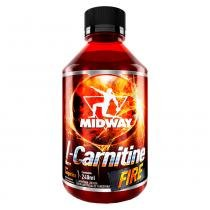 L-Carnitine Fire Midway Tangerina 240ml MIDWAY