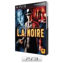 L.A Noire para PS3 - Rockstar