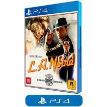 L.A. Noire para PS4 - Rockstar