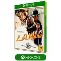 L.A. Noire para Xbox One - Rockstar