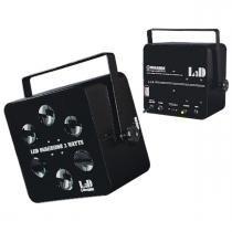 L3D - LED Dimension 3W RGB Rítmico L 3 D - Magma - Magma