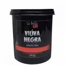 La Bella Liss Viúva Negra Máscara Reconstrutora Efeito Teia 240g -