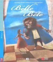 La Belle Et La Bete - Niveau 3 - Avec Cd Audio - Hub editorial
