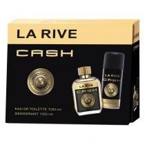 La Rive Cash Man Kit - Eau de Toilette + Desodorante - La Rive