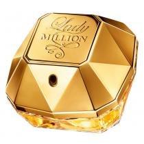 Lady Million Paco Rabanne - Perfume Feminino - Eau de Parfum - 80ml -