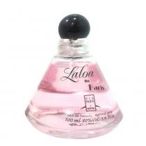 Laloa In Paris Via Paris - Perfume Feminino - Eau de Toilette - 100ml - Via Paris