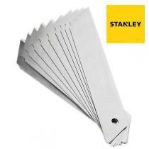 Lamina para Estilete 25mm Fatmax 10 Peças Stanley -