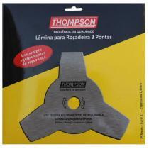 Lâmina roçadeira 255 x 1,60 x 1 pol 3 pontas thompson - Thompson