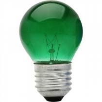 Lampada Bolinha 15w Colorida - Brasfort