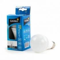 Lâmpada led bulbo a60 e27 12w - Amarelo - Briwax/golden