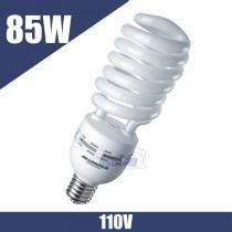 Lâmpada luz branca espiral para softbox 85w 110v Alumbra - Alumbra