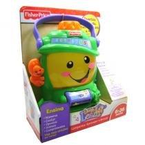 Lamparina Aprender e Brincar Fisher Price - Mattel - Fisher Price