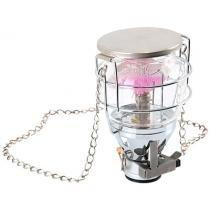 Lampião a gás com acendedor automático cairo nautika - Nautika