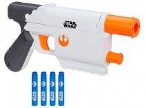 Lança Dardo Star Wars Class II Rey Jakku Blaster - Hasbro