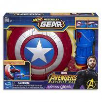 Lançador capitão américa - Hasbro