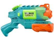Lançador de Água Nerf - Super Soaker  - Zombie Strike - Revenge Hasbro