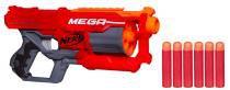 Lançador de Dardos Nerf Mega Cyclone - Hasbro - Nerf