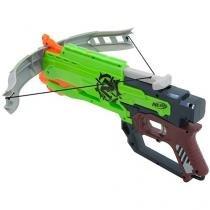 Lançador Nerf com Acessórios Hasbro Zombie Strike - Crossfire Bow