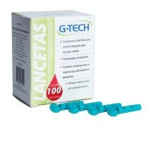 Lancetas para Lancetador G Tech - Accumed