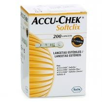 LANCETAS SOFTCLIX ACCU-CHECK - Roche