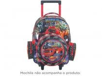 Lancheira Blaze And The Monster Machines Térmica - Xeryus 3 Litros