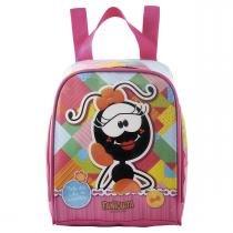 Lancheira Escolar Infantil Smilinguido Faniquita Rosa Xeryus -