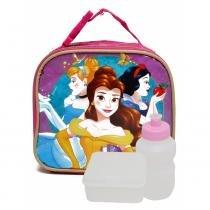 Lancheira Escolar Princesas Metalassê - Dermiwil -