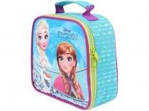 Lancheira Frozen Disney Térmica  - Dermiwil Soft 2,5 Litros com Acessórios