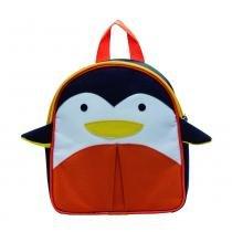 Lancheira Infantil Filhotes Stillo Pinguim -